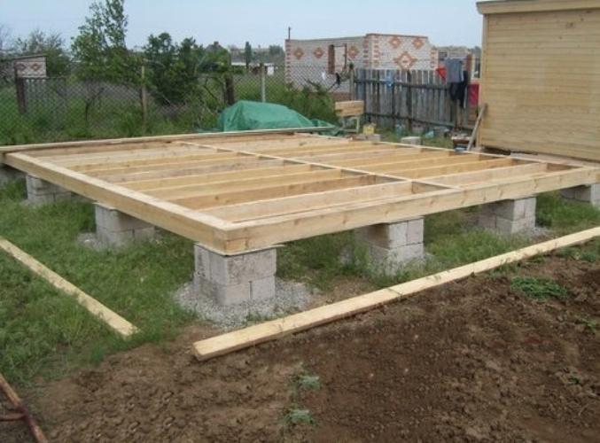 Как построить дом из брёвен своими руками видео