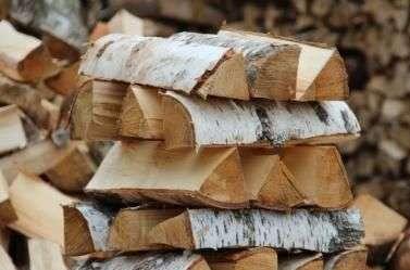дрова березовые с доставкой