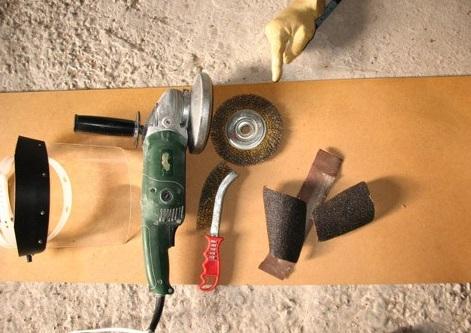 Инструмент для браширования своими руками