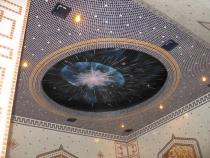 Звездное небо в банях
