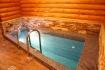 Обустройство деревянной бани
