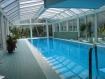 Емкостное оборудование и павильоны для бассейнов