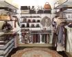 функциональные современные гардеробы