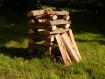 дрова для русской бани
