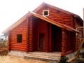 деревянные бани