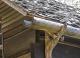 Система водоотвода в деревянном доме